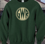 GWR 'Button logo' Sweatshirt