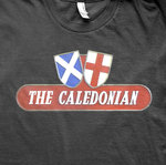 The Caledonian t shirt