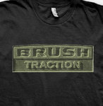 Brush Traction t-shirt